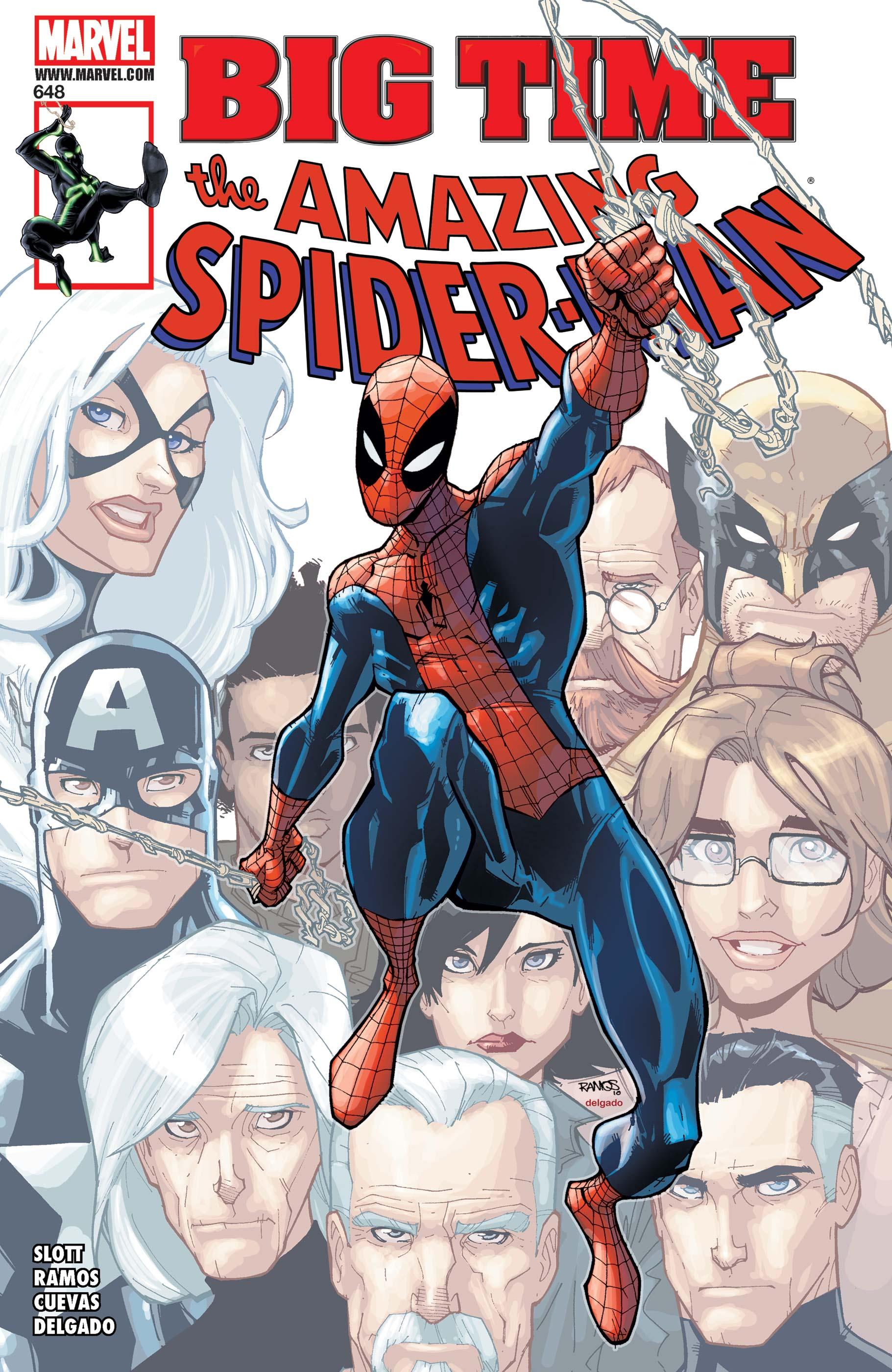 Amazing Spider-Man (1999) #648