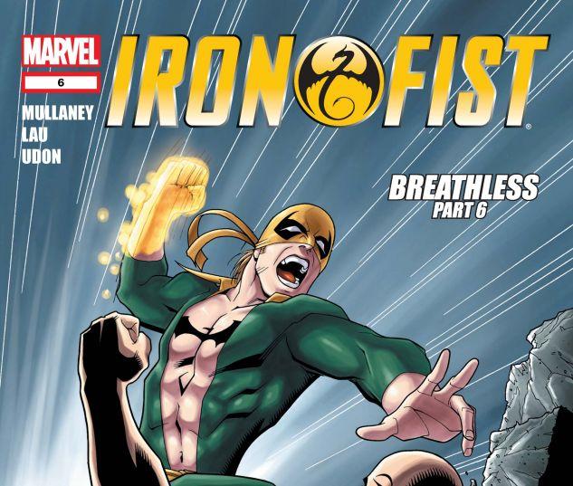 Iron Fist (2004) #6