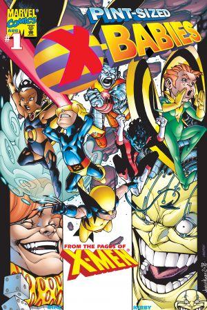 Pint-Sized X-Babies: Murderama (1998) #1