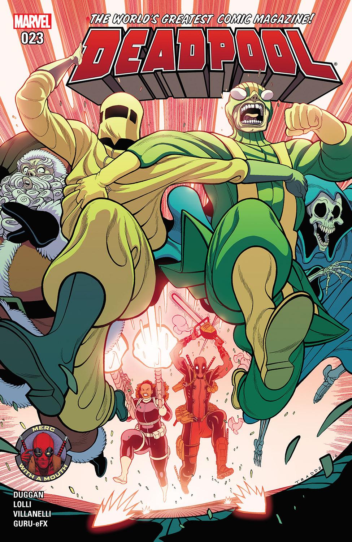 Deadpool (2015) #23