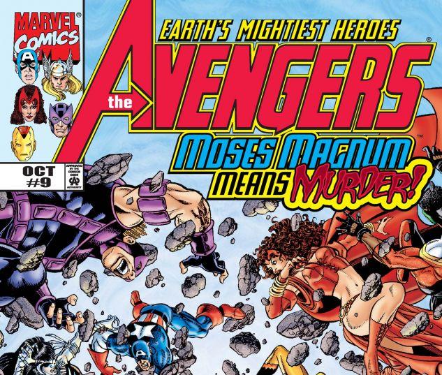 Avengers (1998) #9
