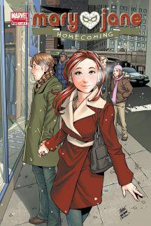 Mary Jane: Homecoming (2005) #1