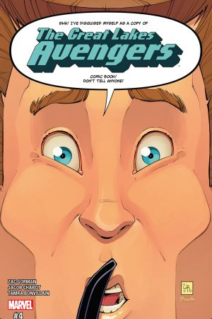 Great Lakes Avengers (2016) #4