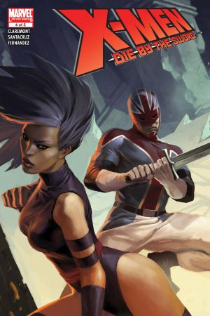 X-Men: Die by the Sword #5