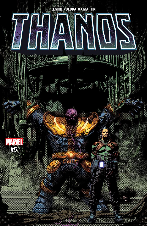 Thanos (2016) #5