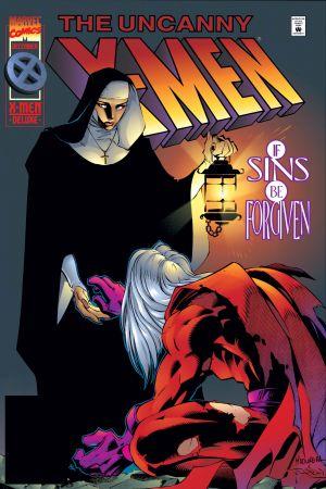 Uncanny X-Men (1963) #327