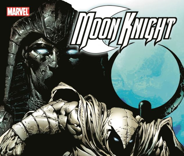 MOON KNIGHT VOL. 1: THE BOTTOM 0 cover