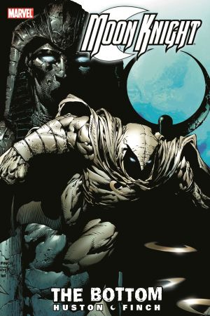 Moon Knight Vol. 1: The Bottom (Trade Paperback)