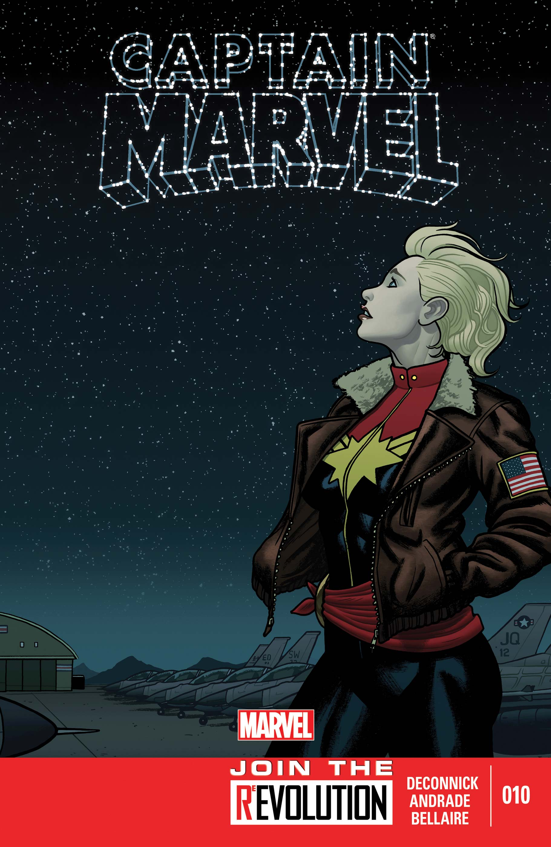 Captain Marvel (2012) #10