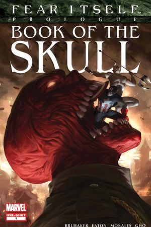 Fear Itself: The Book of the Skull #1