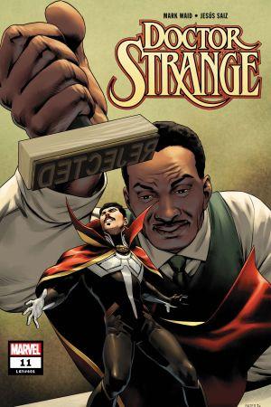 Doctor Strange (2018) #11