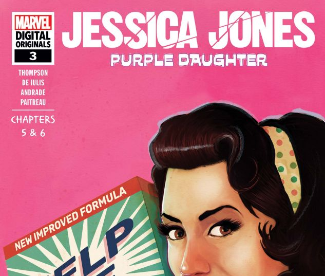Jessica Jones: Mdo Digital Comic Vol. 2 (2019) #3