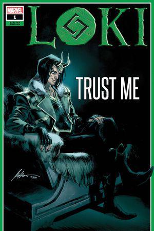 Loki (2019) #1 (Variant)