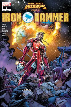 Secret Warps: Iron Hammer Annual (2019) #1