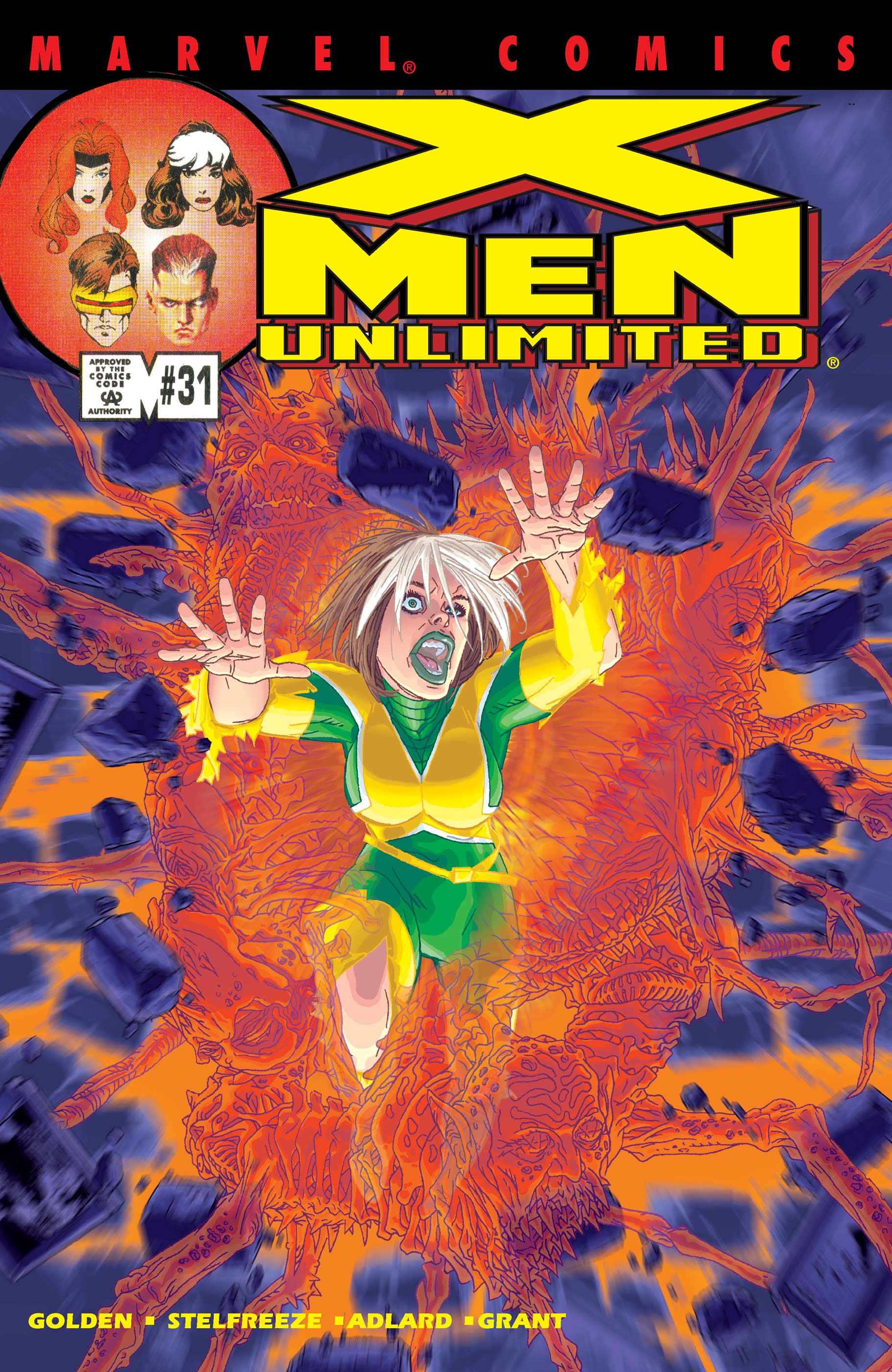 X-Men Unlimited (1993) #31