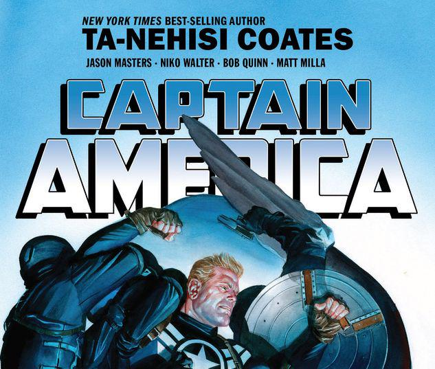 CAPTAIN AMERICA BY TA-NEHISI COATES VOL. 3: THE LEGEND OF STEVE TPB #3