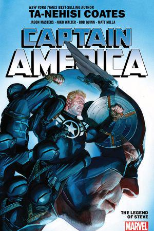 Captain America by Ta-nehisi Coates Vol. 3: The Legend Of Steve (Trade Paperback)