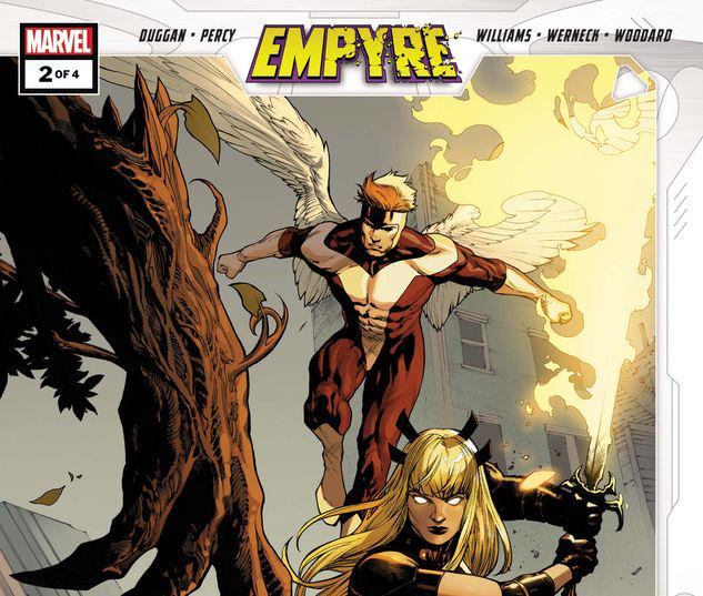 Empyre: X-Men #2