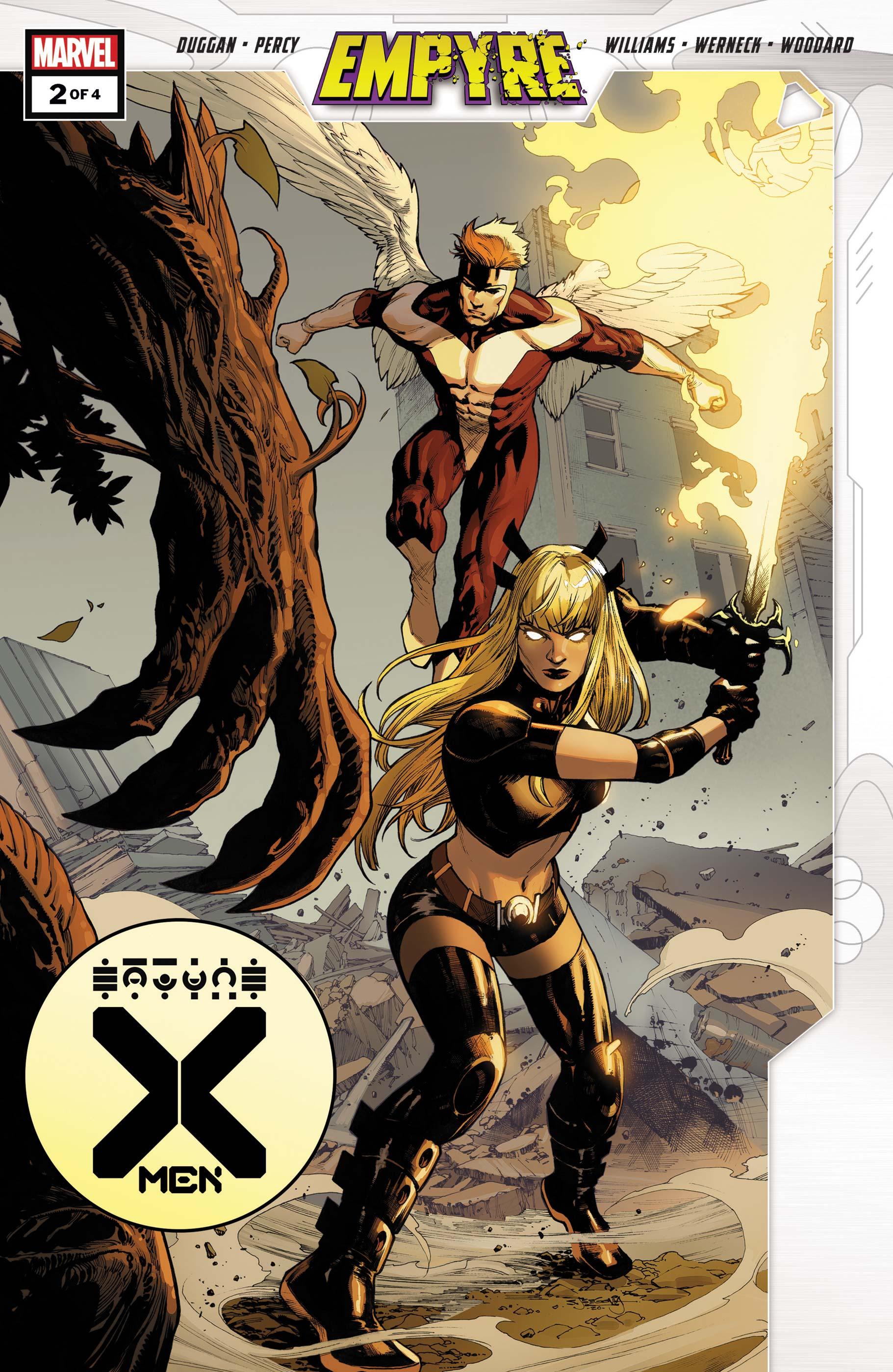 Empyre: X-Men (2020) #2