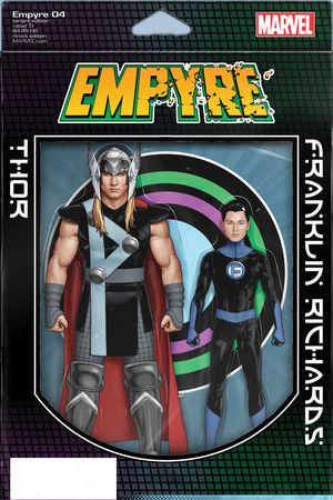 Empyre #4  (Variant)