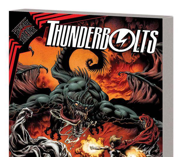 KING IN BLACK: THUNDERBOLTS TPB #1