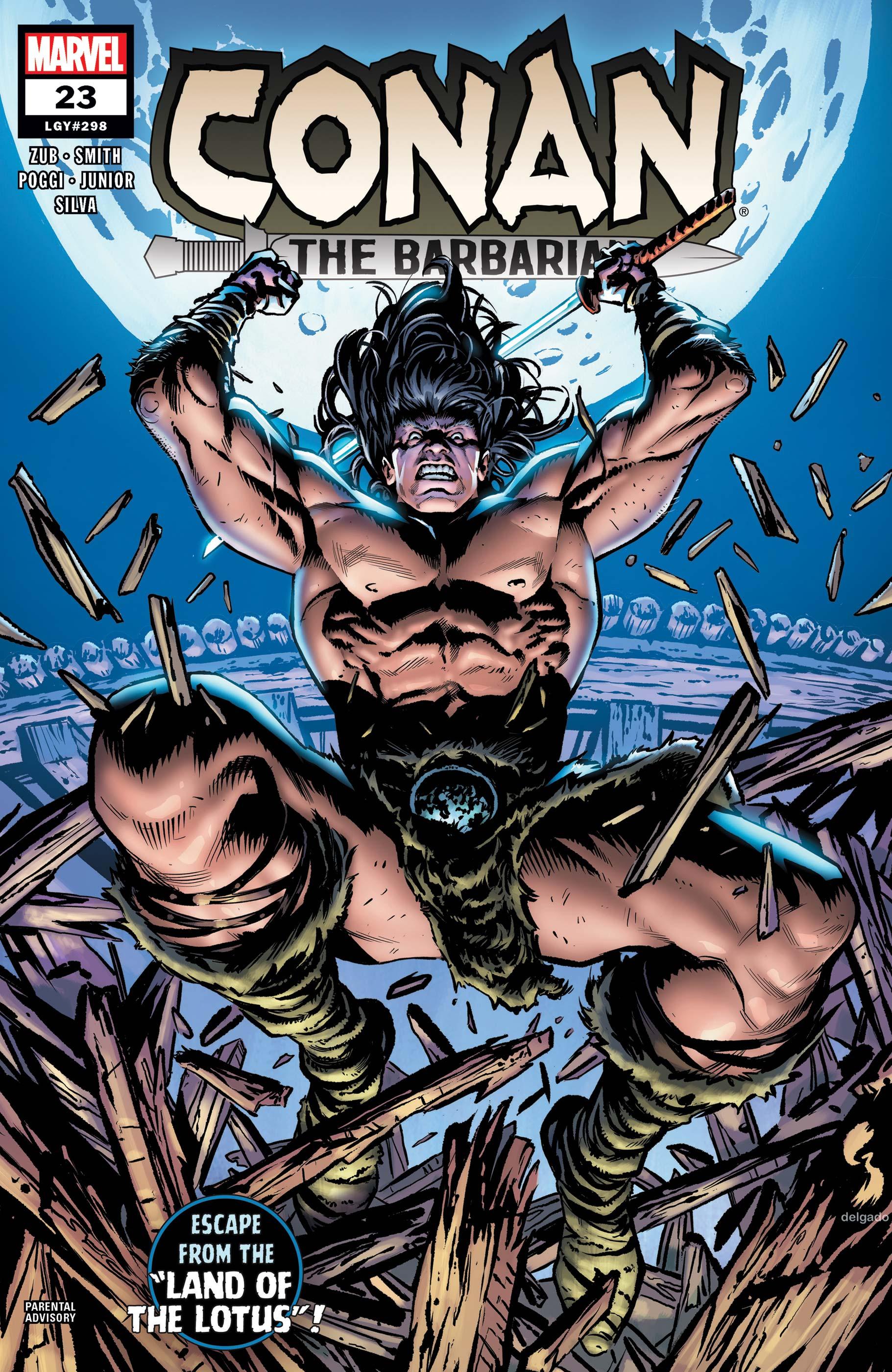 Conan the Barbarian (2019) #23