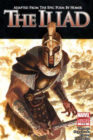 Marvel Illustrated: The Iliad #7