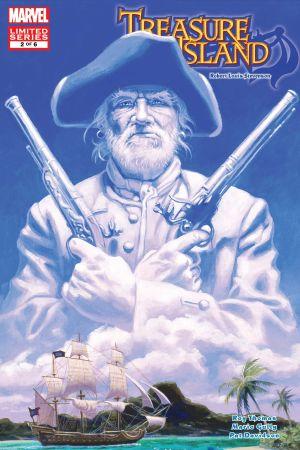 Marvel Illustrated: Treasure Island #2