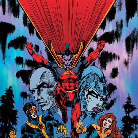X-Men Forever Giant-Size (2010)