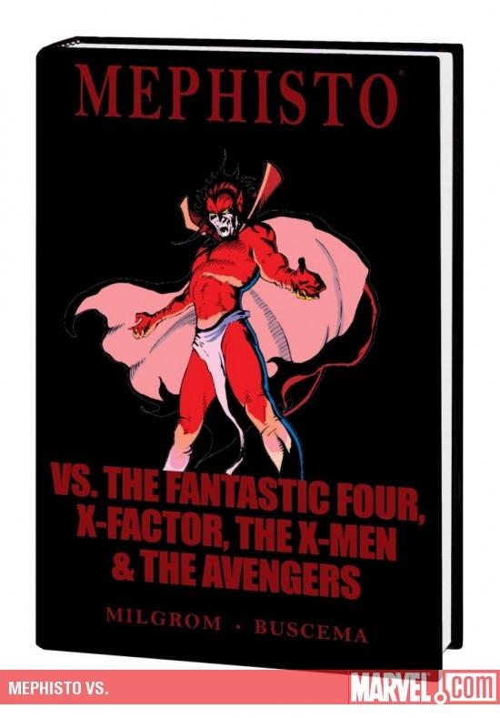 Mephisto Vs. (Hardcover)