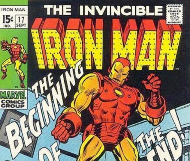 Iron Man (1968) #17