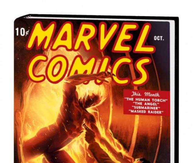 GOLDEN AGE MARVEL COMICS OMNIBUS (JELENA KEVIC DJURDJEVIC COVER)