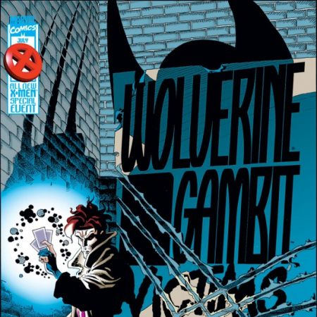 WOLVERINE & GAMBIT: VICTIMS #1