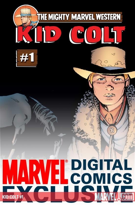 Kid Colt (2009) #1