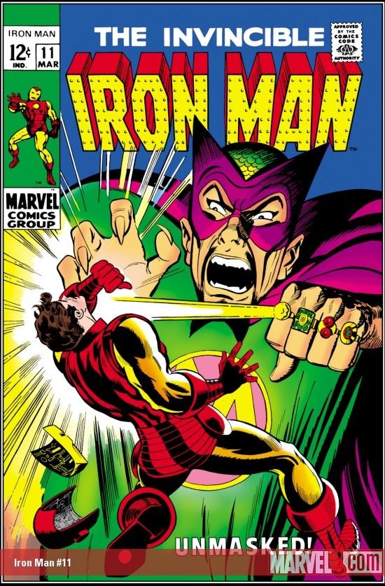 Iron Man (1968) #11