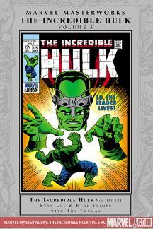 Marvel Masterworks: The Incredible Hulk Vol. 5 (Hardcover)