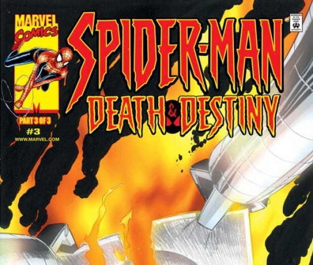 Spider-Man: Death And Destiny #3