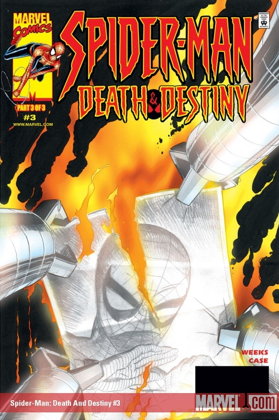 Spider-Man: Death and Destiny (2000) #3