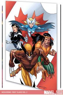 Wolverine: First Class Vol. 2 - To Russia, with Love (Trade Paperback)