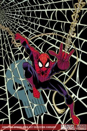 Amazing Spider-Man #577  (BUSCEMA VARIANT)