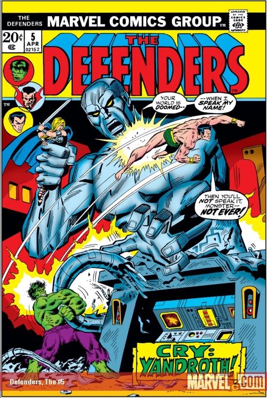 Defenders (1972) #5