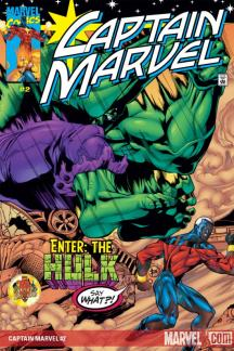 Captain Marvel (2000) #2