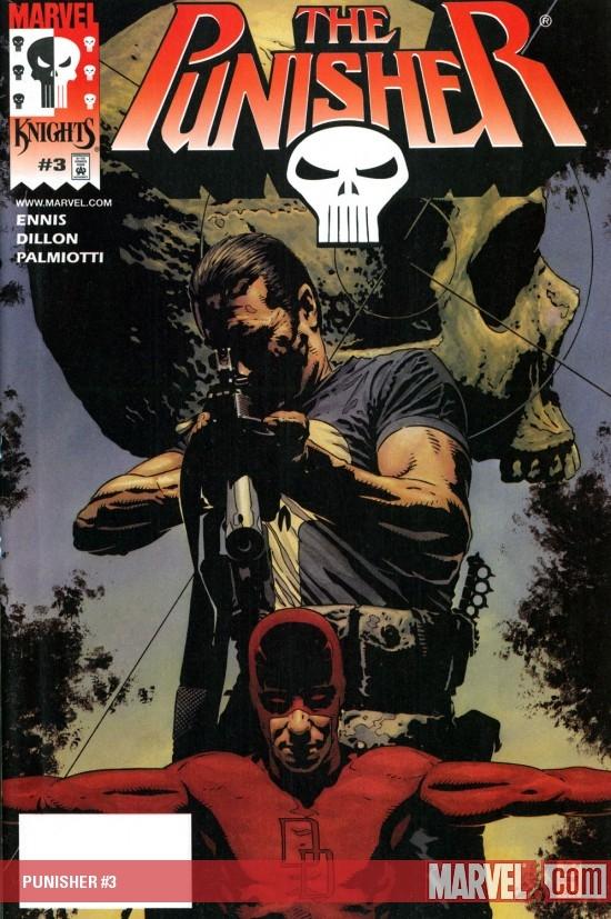 Punisher (2000) #3