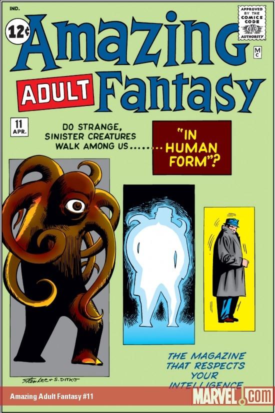 Amazing Adult Fantasy (1961) #11