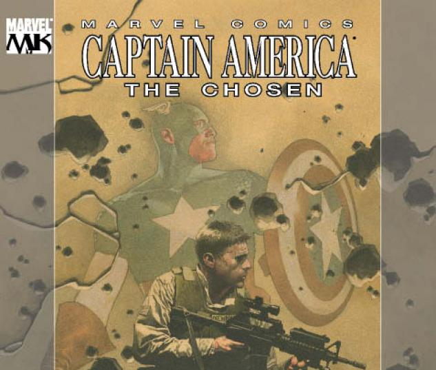 CAPTAIN AMERICA: THE CHOSEN  #6