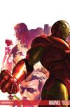IRON MAN: DIRECTOR OF S.H.I.E.L.D. (2008) #15 (PAREL VARIANT) COVER