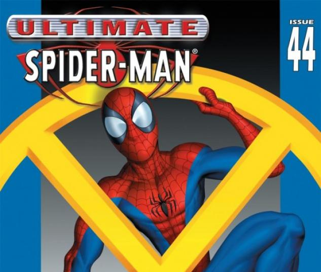 ULTIMATE SPIDER-MAN #44