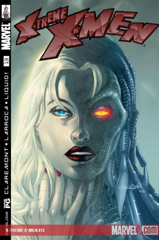 X-Treme X-Men (2001) #13