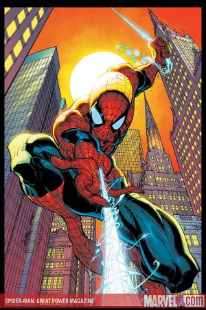 Spider-Man Magazine: Great Power #0