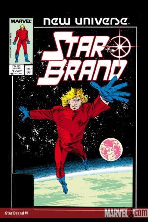 Star Brand (1986) #1